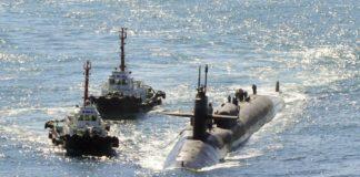 Korea military tension