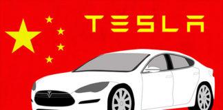 Tesla in China
