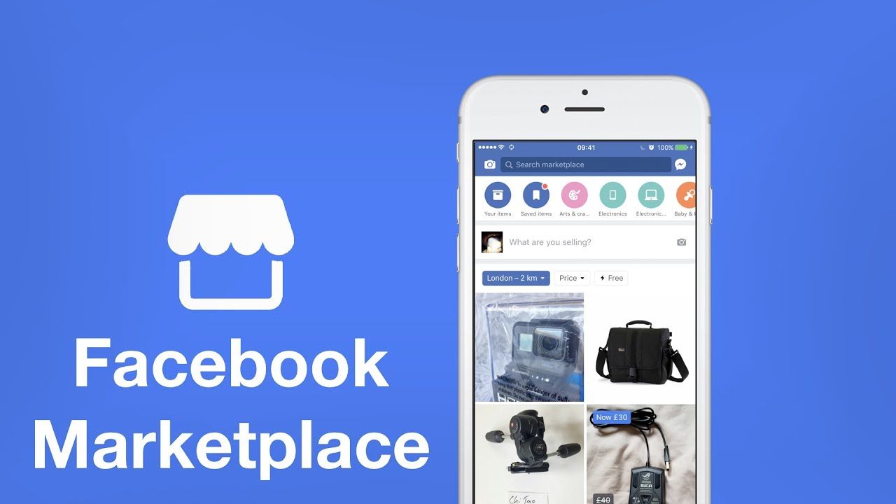 facebook marketplace trial starts in india direct competition for olx quikr 1reddrop. Black Bedroom Furniture Sets. Home Design Ideas