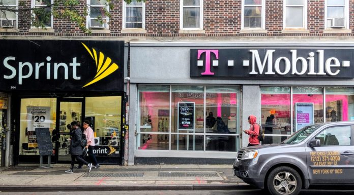 T-Mobile Sprint Merger Talks