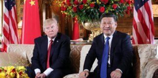 Trump Xi Jinping trade deficit