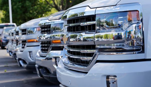 U.S. auto sales 2017