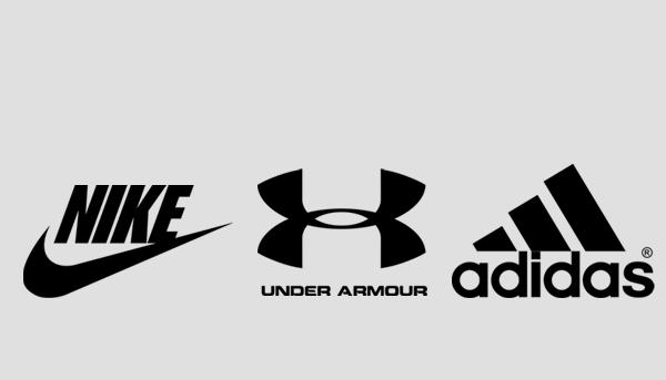 Under Armour Nike Adidas