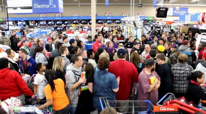 Wal-Mart Black Friday