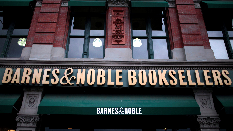 Barnes Noble has a new plan to reinvigorate sales Books 1redDrop