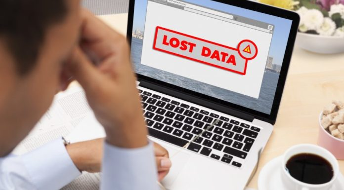 lost data, data loss