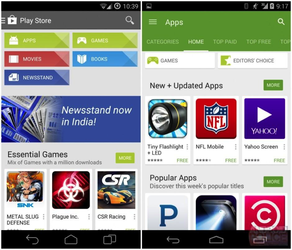 Google Play Store apps for rooted android devices