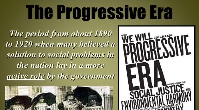Progressive Movement in America
