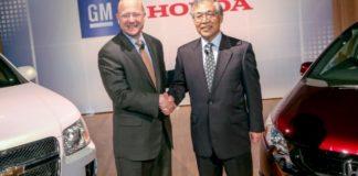 GM Honda EV Battery Development