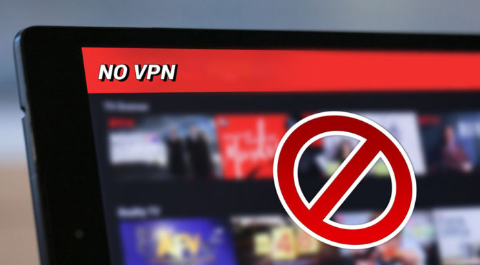 Netflix VPN Crackdown