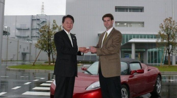 Panasonic Tesla 2010