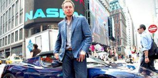 Tesla TSLA shares