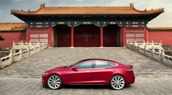 Tesla China Gigafactory