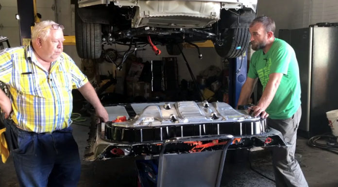 Tesla Model 3 battery teardown