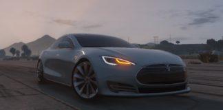 Tesla automated turn signal patent