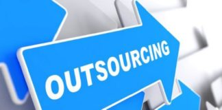 Software Outsourcing sign