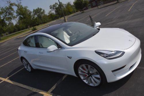 Used Tesla Model 3