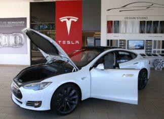 used Tesla