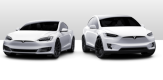Article about Model S and Model X 2018 Sales