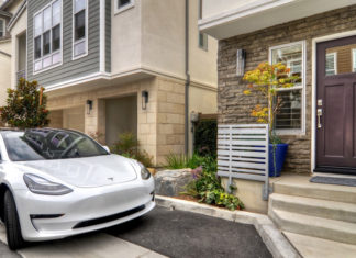 Free Tesla Model 3 offered with condo