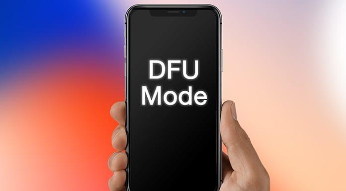 DFU Mode