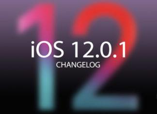 iOS 12.0.1 bug fixes