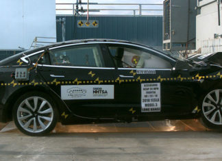 2018 Tesla Model 3 Safety - NHTSA