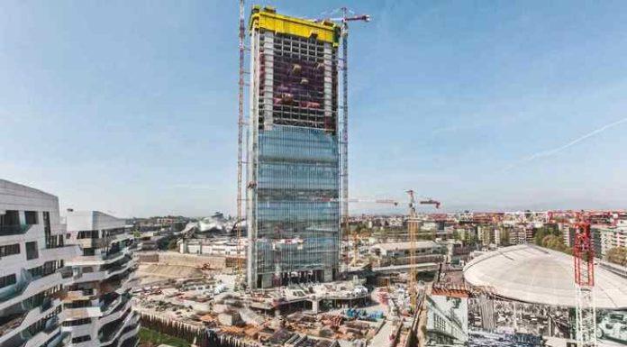 urban high rise construction